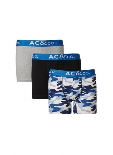 AC&Co / Altınyıldız Classics Boxer Lacivert